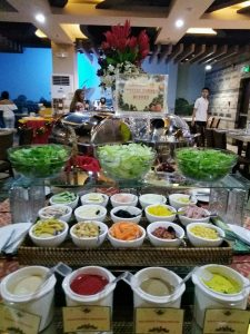 cafe melecia dinner buffet