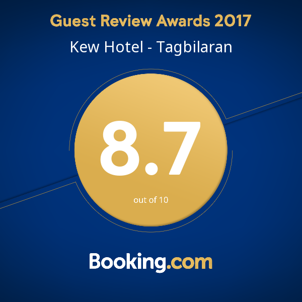 GUEST REVIEW AWARDS 2017 booking award