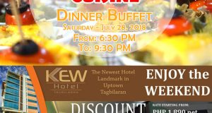 international cuisine dinner buffet