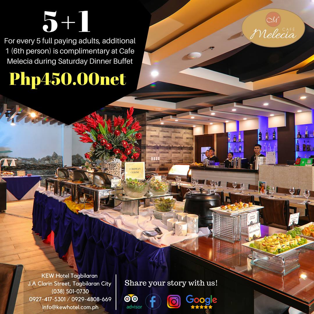saturday buffet 09-29-2018