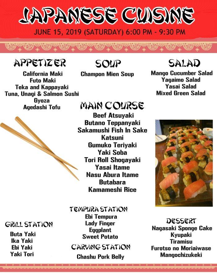 Kew Hotel - Japanese Cuisine