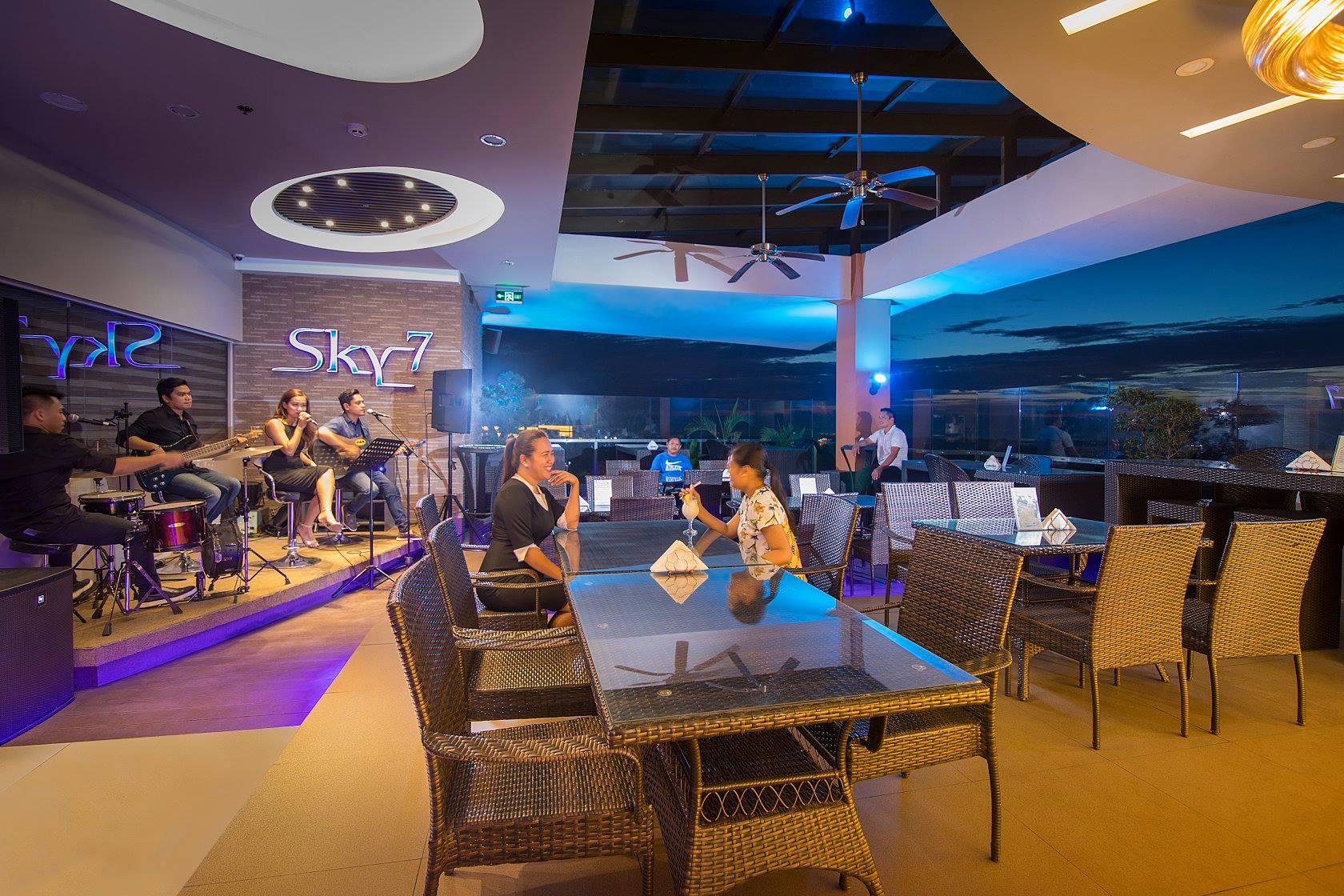 Sky 7 Resto Bar
