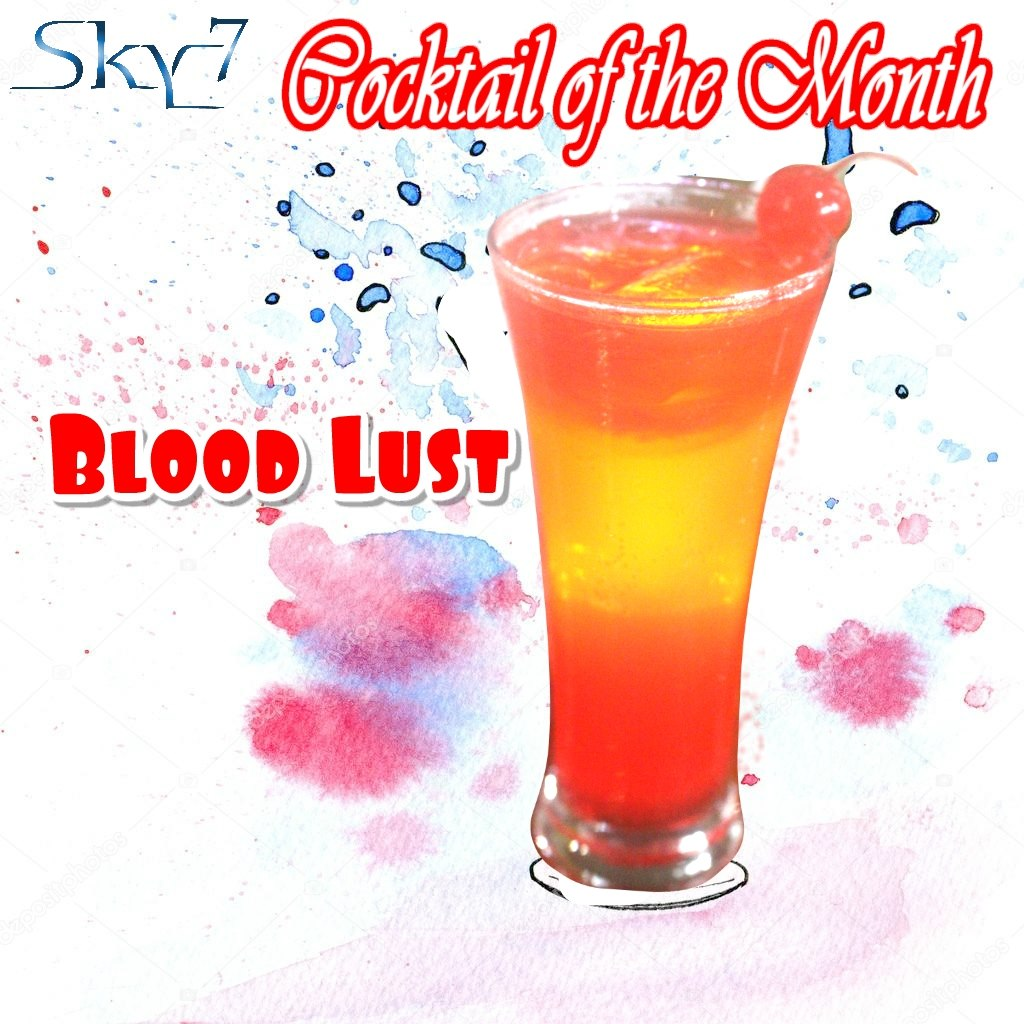 cocktail of the Month